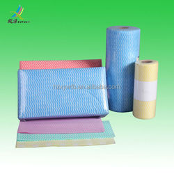 nonwoven cleaning kitchen cloths