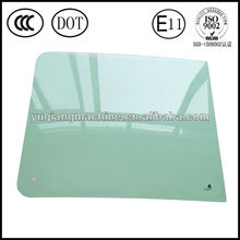 supply of Daewoo DH 225-7 excavator glass that is E-MAKR certified windscreen
