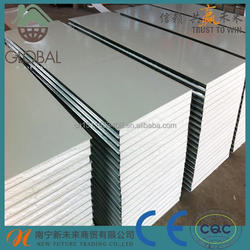 Insulation materials steel shingles
