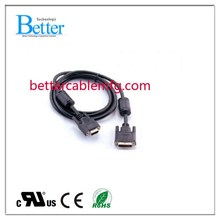 Top level Crazy Selling hd vga cable audio