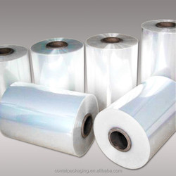 Clear LDPE Plastic Wrap Film Scrap LDPE Film Rolls Scrap
