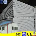 De alta densidade parede de Metal placa de isolamento de sanduíche de EPS