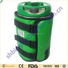Portable cooler box/wine gel bottle cooler/beer can cooler wrap