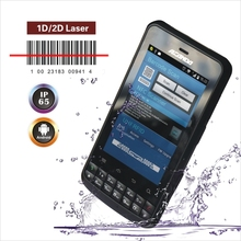 New model pda barcode scanner android os within 3g wifi bluetooth