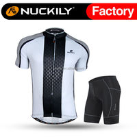 Nuckily Bicycle set everlasting black and white design suit