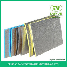 2015 Aluminum Foil Heat Insulation Material with XPE Closed Cell foam