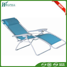 Wholesale Strong Home Use Tall Garden Folding Resting Chairs