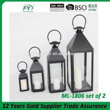 Top Seller large moroccan lantern ML-1033 set of 4