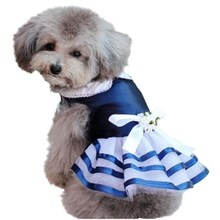 Wholesale Pet Dress Accessories Simply She Dog Dress Clothes Summer Dog Dress 2015