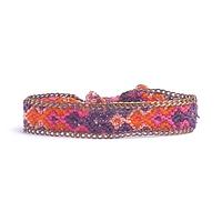 2015 fashion multi colors beads friendship bracelets, wholesale friendship bracelets, girls friendship bracelets for sale