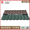 High Quality colorful stone coated metal roofing Hot selling Nigeria