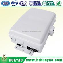 Ip65 plastic mini terminal box&optical fiber distribution box