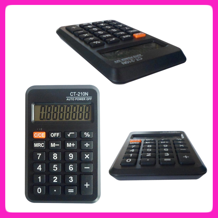 Promotional gift calculator SLD-210N & desktop Mini Calculator