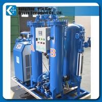 High Efficiency Oxygen Cylinder Filling for Gas Station
