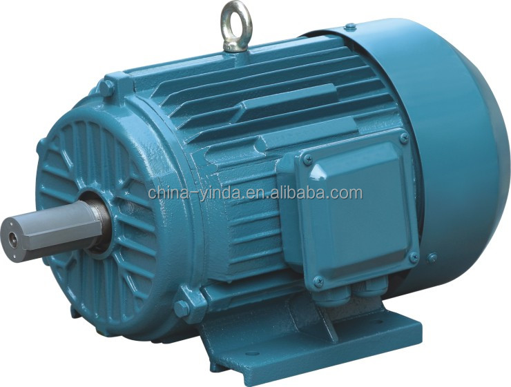 Yd Series Pole Changing 2 Speed Electric Motor Three Phase