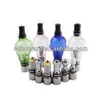 Hallowmas e-cig atomizer! Skull atomizer for ego battery, for wax, tobacco and oil atomizer hot sale