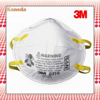 3M 8210 N95 industrial working adult cotton female mask