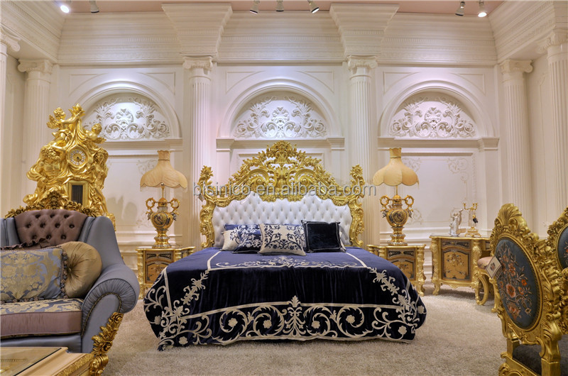 Italy Style Brand New Bedroom FurnitureRoyal Luxury Bedroom Awesome Interior Design Of Bedrooms Set Painting