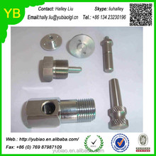 Custom auto lathe aluminum pin types fastener small aluminum lock pin factory