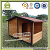 SDD11 natural outdoor chinese fir wood dog kennel