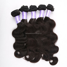 Hotsale Malaysian 100% unprocessed virgin Remy human hair weaving