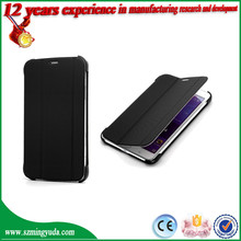 Factory fachion PU leather flip tablet cover for samsung galaxy tab 3