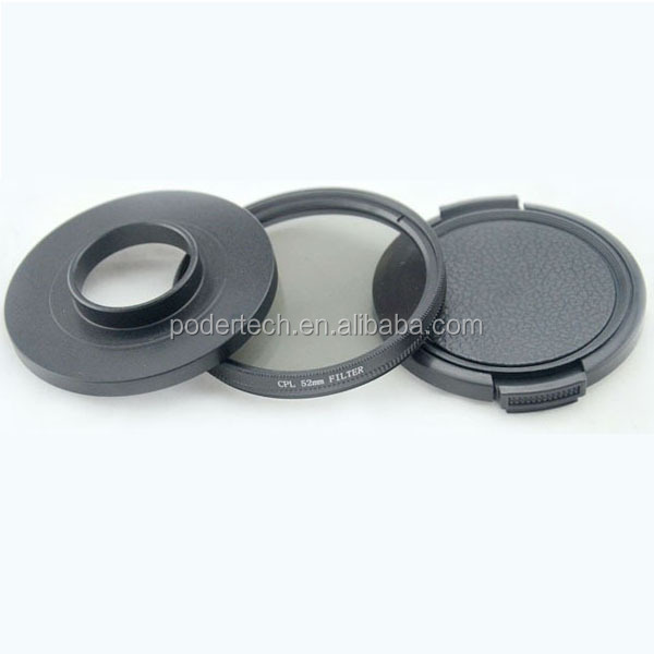 52mm CPL filter