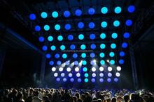 newest china 2015 led moving light art led lift ball