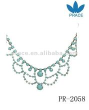 Fashion Romantic Statement Necklace 2012