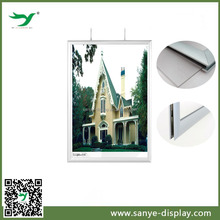 Aluminum Photo Frame/Frame Photo/Metal Photo Frame With Hanger