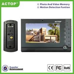 ACTOP digital door video camera hidden camera door video for house
