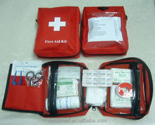 First aid kit/bag hot sale first aid survival kit emergency medical bag