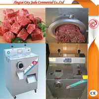 chop meat machine factory with automatic Satisfied price QRLS-400-III