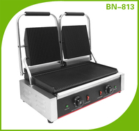 Food Processing Equipment Double Plates Sandwich Griller (Industrial)