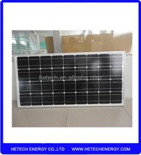 Cheap photovoltaic pv module for 140W mono solar panel india