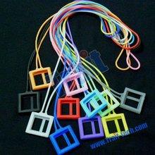Necklace Design Soft Silicone Case Cover for Apple iPod Nano 6 6th gen