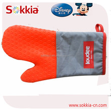 Microwave Oven Use Extra Long Heat Protection Silicone Oven Mitts