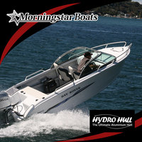 2015 New small aluminum speed runabout boat for sale