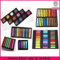 high quality temporary colorful hair colour chalk HCP-042