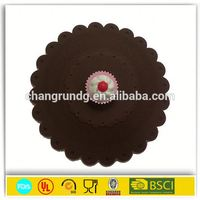 Good quality innovative silicone rubber coffee cup lid and sleeve