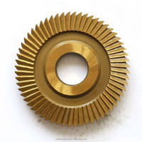 High quality and National brand double angle milling cutter for industrial use