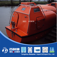8.5M Totally Enclosed Lifeboat