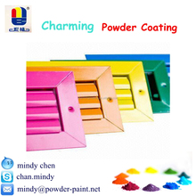 impact resistant various color epoxy powder coating paint for photo frame