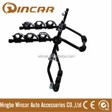 Hitch Bike Carrier Carried 3 Standard Bikes By Wincar