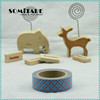 Kawaii customized masking tape/scrapbook paper/deco tape for holiday decoration DIY SOMITAPE