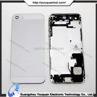 Hot sale for iphone 5 back cover/housing/plate