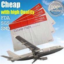 Packing 60*90cm printing 50kgs express pp bags exported to Australia
