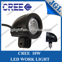hot sale 10w small bulb cheap led work light for offroad car SUV ATV truck forklift