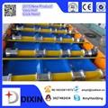 Panel del techo/hoja roll que forma la máquina