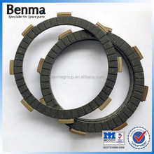 Motorcycle clutch plate, CG125 series clutch plate for motorcycle/China best supplier
